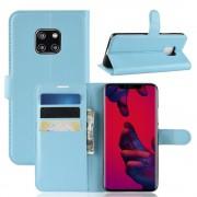 blå Igo flip cover Huawei Mate 20 Pro Mobil tilbehør