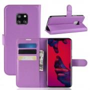 lilla Igo flip cover Huawei Mate 20 Pro Mobil tilbehør