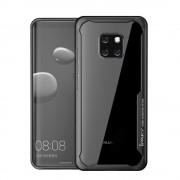 Drop proof cover Huawei Mate 20 Pro sort Mobil tilbehør