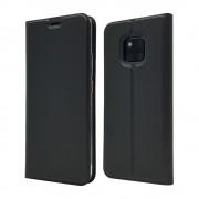 sort Slim flip cover Huawei Mate 20 Pro Mobil tilbehør
