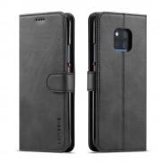 sort Elegant retro cover Huawei Mate 20 Pro Mobil tilbehør