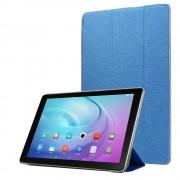 blå 3 folds cover Huawei T5 10,1 Ipad og Tablet tilbehør