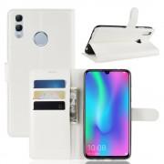 Viser Huawei P smart (2019) Igo flip cover hvid