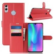 Viser Huawei P smart (2019) Igo flip cover rød