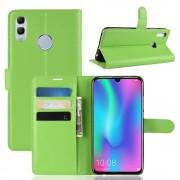 Viser Huawei P smart (2019) Igo flip cover grøn