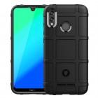 Rugged shield cover Huawei P smart (2019) sort Mobil tilbehør