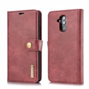 rød 2 i 1 cover til Huawei Mate 20 lite