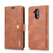 brun 2 i 1 cover til Huawei Mate 20 lite