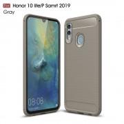 grå C-style armor cover Huawei P smart (2019) Mobil tilbehør