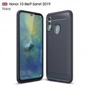 blå C-style armor cover Huawei P smart (2019) Mobil tilbehør