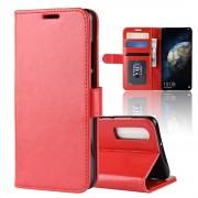 rød Vilo flip cover Huawei P30 Mobil tilbehør