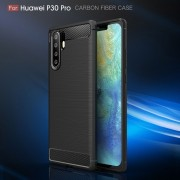 C-style Armor cover Huawei P30 Pro sort Mobil tilbehør
