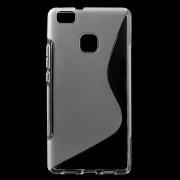 HUAWEI P9 LITE hybrid tpu bag cover transparent, Mobiltelefon tilbehør