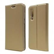 guld Slim cover Huawei P30 Mobil tilbehør