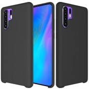 Flex pure silicone case Huawei P30 Pro sort Mobil tilbehør