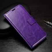 HUAWEI P9 pung læder cover lilla, Mobiltelefon tilbehør