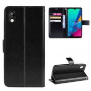 sort Igo flip cover Huawei Y5 2019 Mobil tilbehør