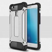 Til Huawei P9 lite sølv cover Armor Guard Mobiltelefon tilbehør