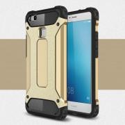 til Huawei P9 lite cover Guld Armor Guard Mobiltelefon tilbehør