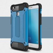Huawei P9 lite cover Armor Guard lyse blå Mobiltelefon tilbehør