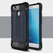 Huawei P9 lite mørkeblå cover Armor Guard Mobiltelefon tilbehør
