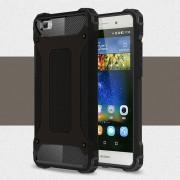 Huawei Ascend P8 lite cover Armor Guard sort Mobiltelefon tilbehør