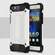 til Huawei Ascend P8 lite hvid cover Armor Guard Mobiltelefon tilbehør