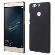 HUAWEI P9 PLUS bag cover etui sort, Mobiltelefon tilbehør