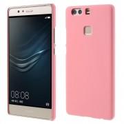 HUAWEI P9 PLUS bag cover etui pink, Mobiltelefon tilbehør