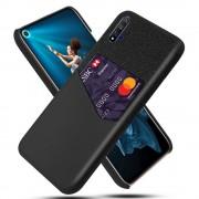 KSQ case med kort lomme Huawei Nova 5T Mobil tilbehør