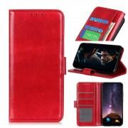 rød Vilo flip etui Huawei Mate 30 Pro Mobil tilbehør