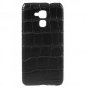 Huawei Honor 7 lite cover c-style croco Mobiltelefon tilbehør