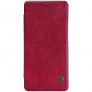 HUAWEI P9 LITE cover i business stil rød Mobiltelefon tilbehør