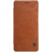 HUAWEI P9 LITE cover i business stil brun Mobiltelefon tilbehør