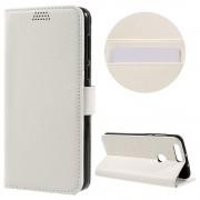 HUAWEI HONOR 8 cover m lommer hvid Mobiltelefon tilbehør
