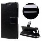 HUAWEI HONOR 8 cover m kort lommer sort Mobiltelefon tilbehør
