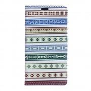 Huawei Y6 2 Compact cover med mønster Ethnic Style Pattern Mobiltelefon tilbehør