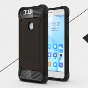Huawei Honor 8 Cover Armor Guard sort Mobiltelefon tilbehør