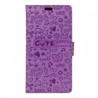 Huawei Nova lilla taske etui cartoon Mobiltelefon tilbehør