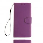 Huawei Y5 2 cover pung lilla med lommer, Huawei Y5 2 cover og Mobil tilbehør