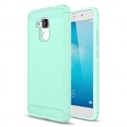 til Huawei Honor 7 lite cover robust armor cyan Mobiltelefon tilbehør