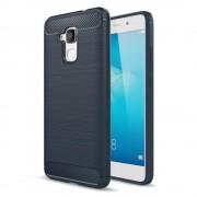 Huawei Honor 7 lite mørkeblå cover robust armor Leveso.dk Mobiltelefon tilbehør
