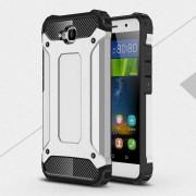 Huawei Y6 Pro sølv cover Armor Guard Mobiltelefon tilbehør