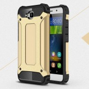 Huawei Y6 Pro guld cover Armor Guard Leveso.dk Mobil tilbehør