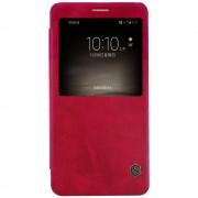 Smart view vindue cover rød til Huawei Mate 9 Mobil tilbehør Leveso.dk