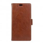 Til Huawei Mate 9 Pro brun etui med lommer Mobiltelefon tilbehør