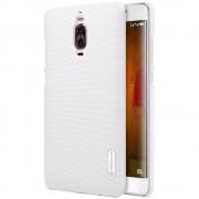 Huawei Mate 9 pro hvid cover med skærm beskyttelsesfilm Mobil tilbehør