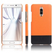 til Huawei Mate 9 Pro orange-sort cover d-line Mobiltelefon tilbehør
