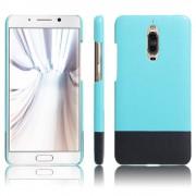 Til Huawei Mate 9 Pro cyan-sort cover d-line Mobil tilbehør Leveso.dk