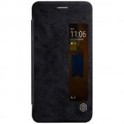 Klassisk cover til Huawei Mate 9 Pro med smart view vindue Mobiltelefon tilbehør